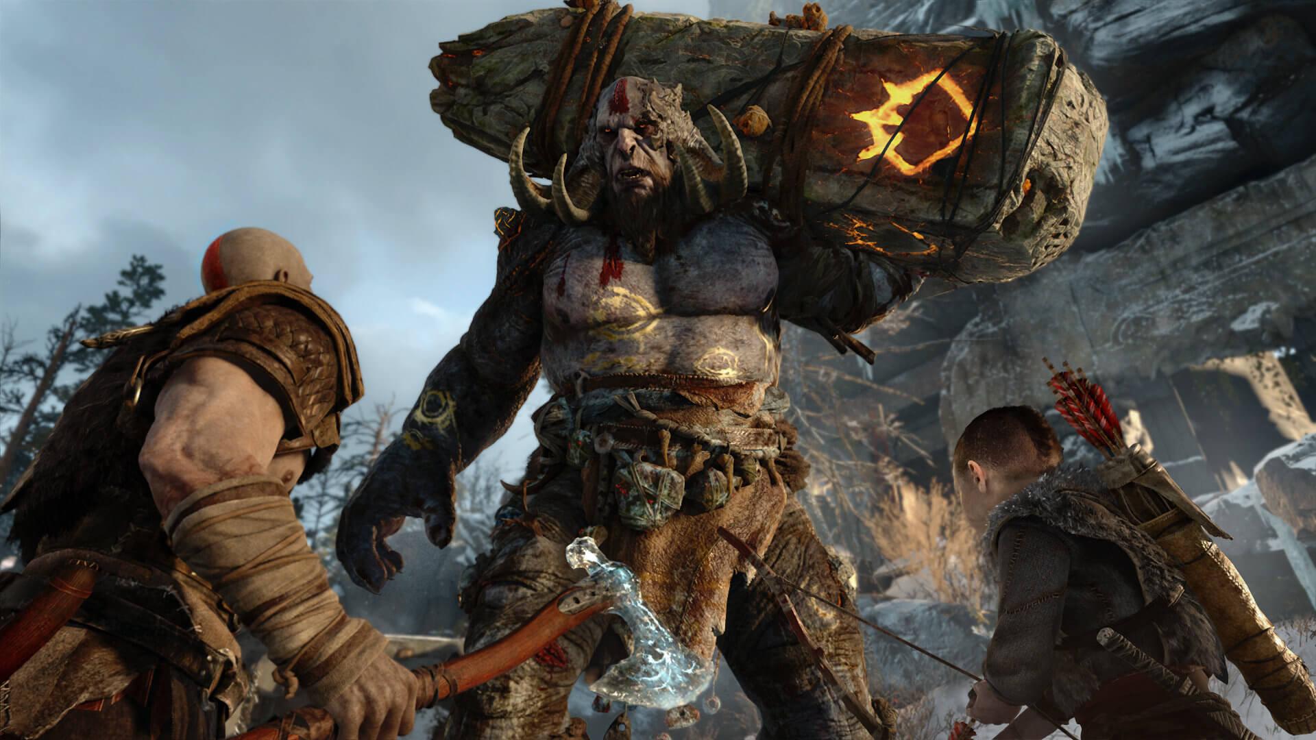 Foto de Os bastidores de God Of War 4 em forma de documentário agora disponível no YouTube