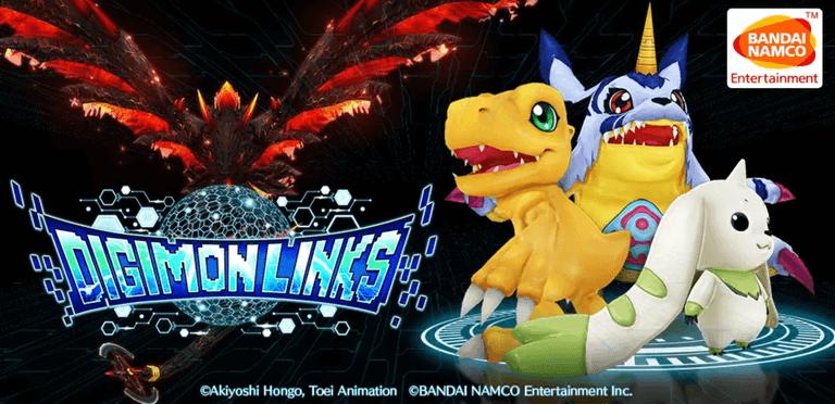 Foto de Digimon Links recebe seu primeiro trailer
