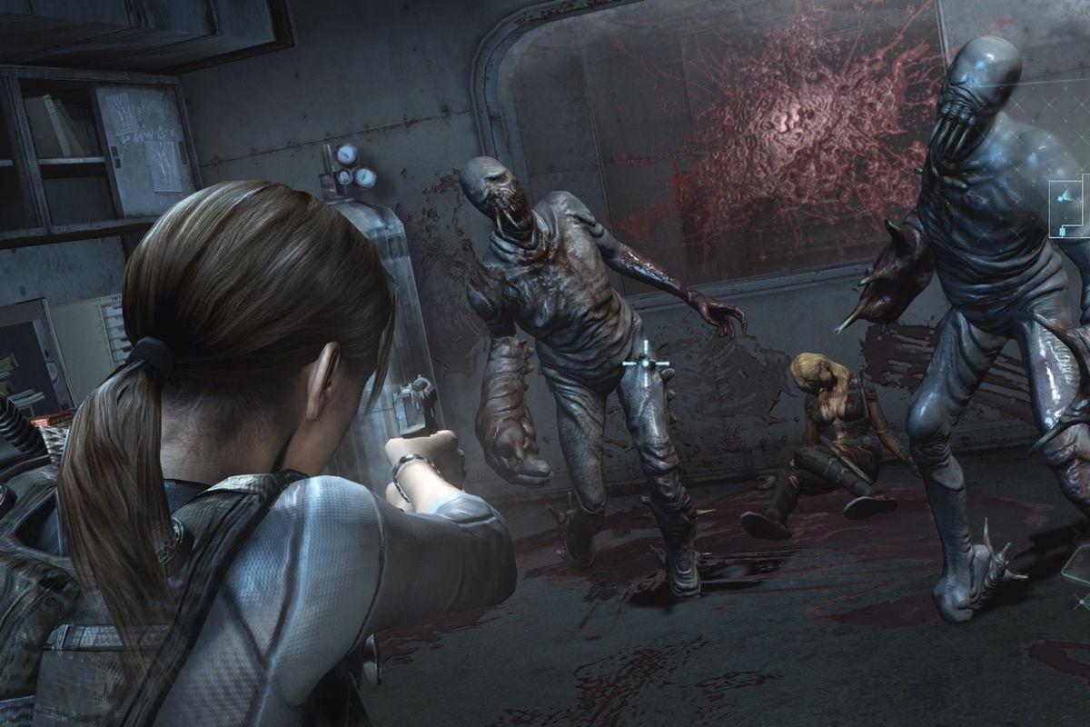 Análise: Resident Evil Revelations chega em sua melhor forma ao PS4 e Xbox  One - Última Ficha