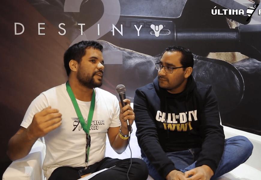 BGS 2017: Batemos um papo com Mike Mejia, produtor de Call of Duty: WW2, sobre todas as novidades do jogo