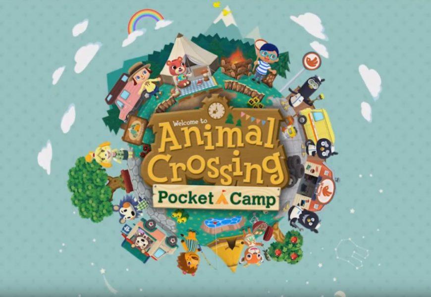 Animal Crossing: Pocket Camp chega em novembro e de graça!