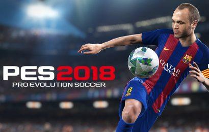 Konami vacila e atualização de PES 2018 é um desastre para times brasileiros