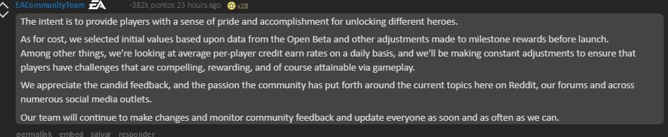 EA Lixao battlefront 2