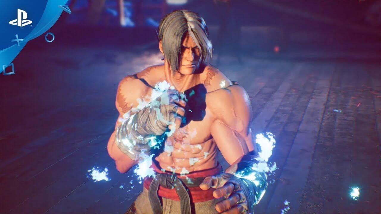Foto de Fighting EX Layer, da Arika, receberá beta aberto em dezembro