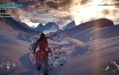 Análise: The Frozen Wilds atesta que Horizon é um dos melhores jogos do PS4