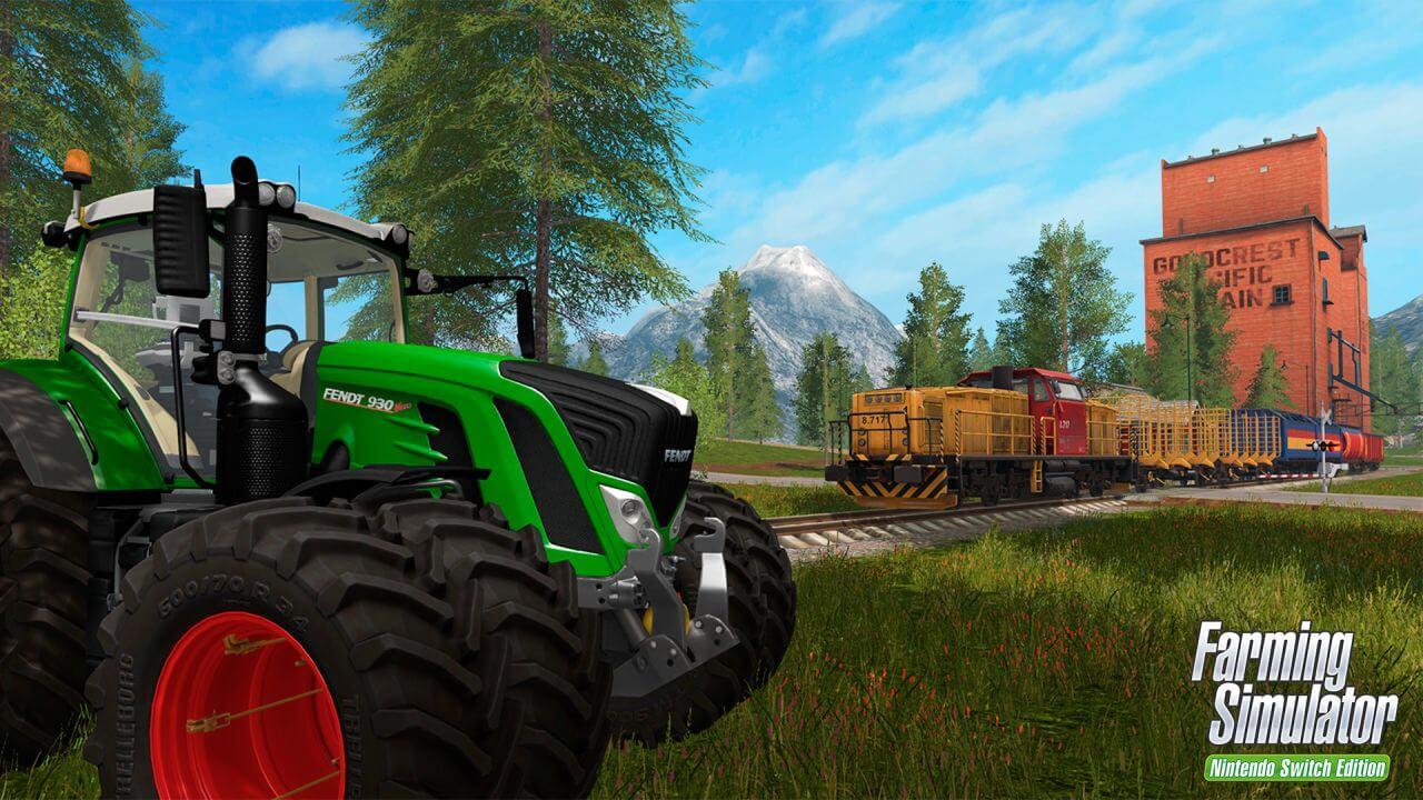 Foto de Análise: Farming Simulator Switch Edition não agradará a todos