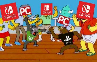 Por que não elogiar o jogo exclusivo do outro console?