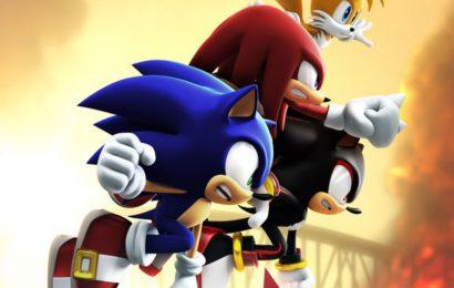 SEGA anuncia que novo jogo de Sonic já está em desenvolvimento