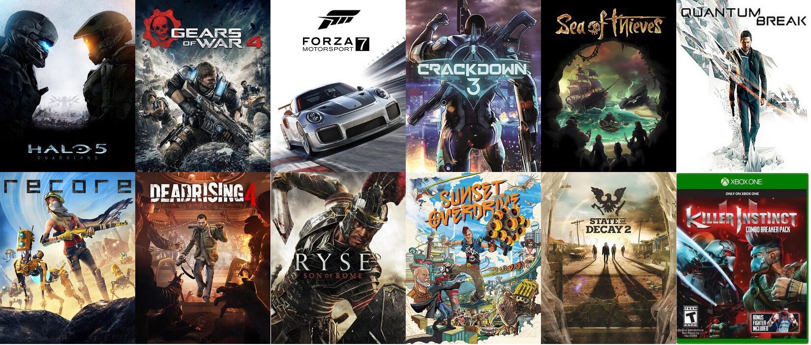 Foto de O Xbox One realmente não tem jogos ou é delírio de alguns?