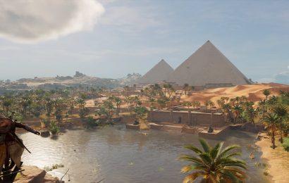 Assassin's Creed Origins recebe atualização com Horde Mode e aumento de dificuldade