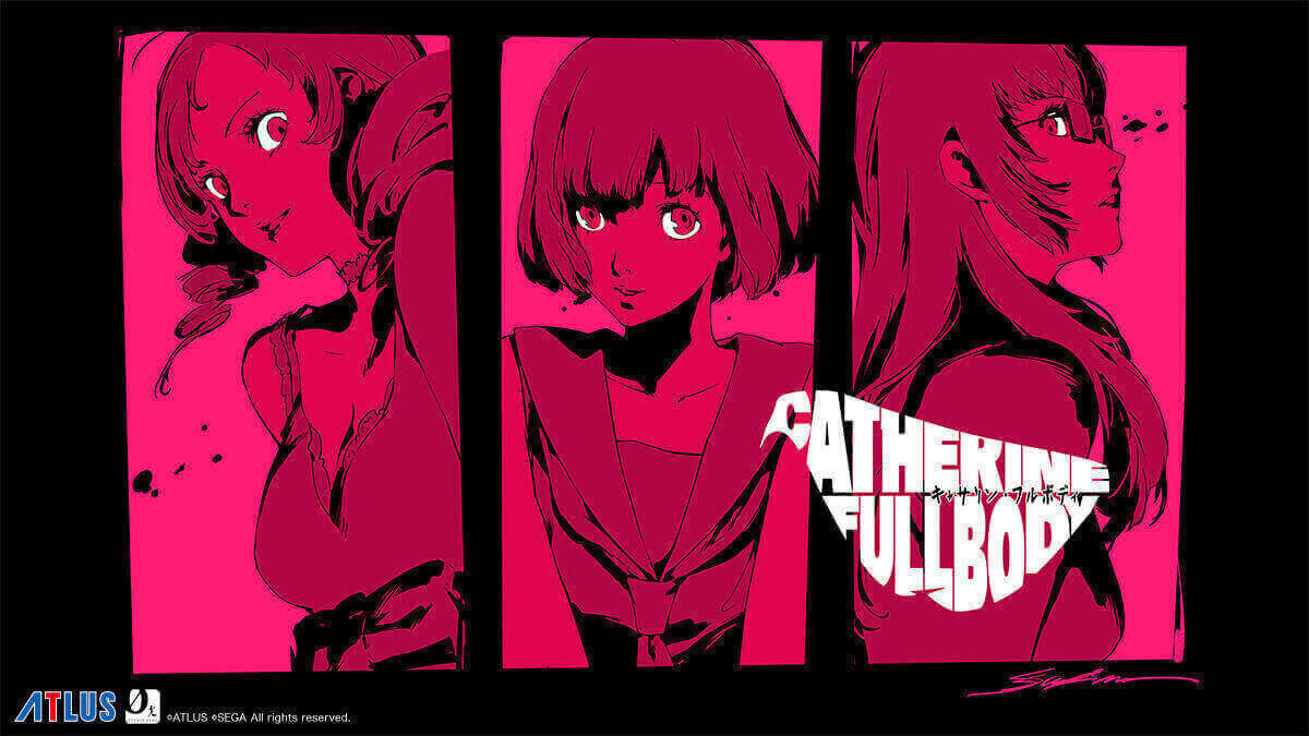 Foto de Catherine: Full Body é anunciado para Switch!