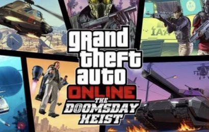 GTA Online ganhará sua mais nova expansão, O Golpe do Juízo Final