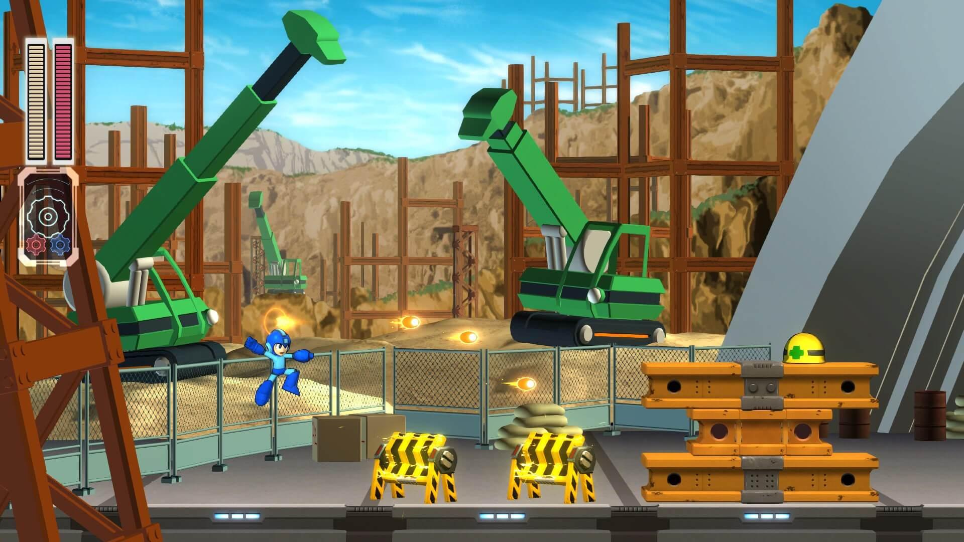 Foto de Mega Man 11 chega em Outubro de 2018 com Grandes Novidades
