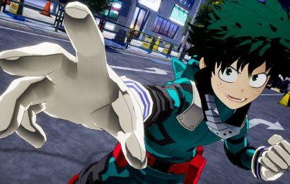 My Hero Academia: One's Justice recebe novas imagens