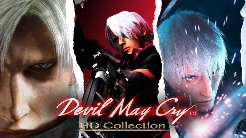 Foto de Devil May Cry HD Collection chega em março de 2018
