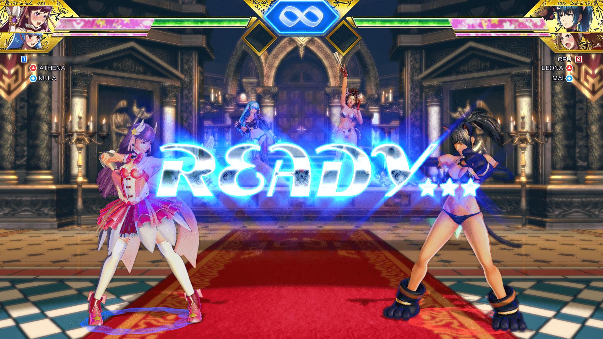 Foto de SNK Heroines Tag Team Frenzy é anunciado para Switch e PS4