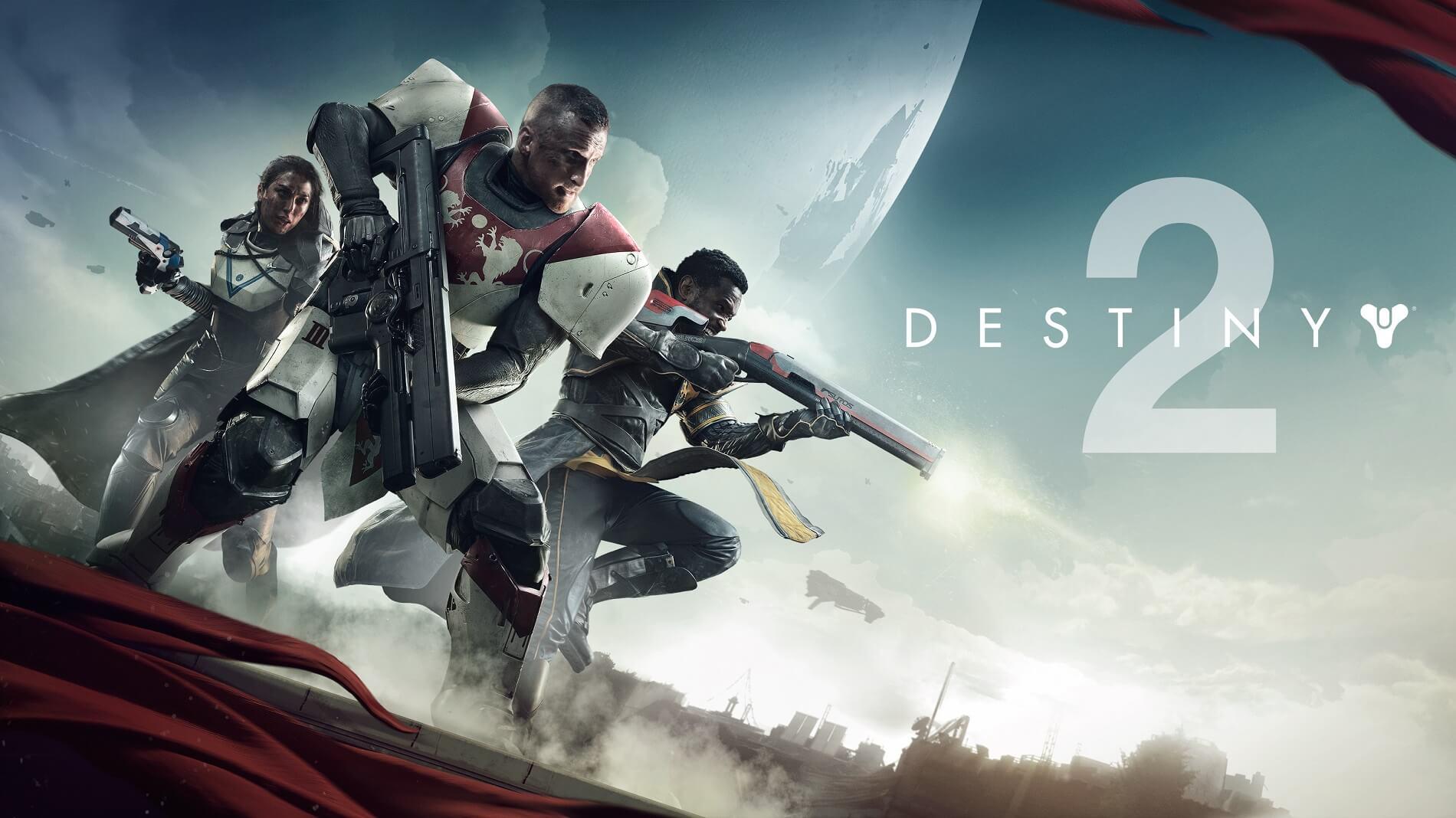 Foto de Destiny 2 estará disponível gratuitamente na Battle.net entre 2 e 18 de Novembro