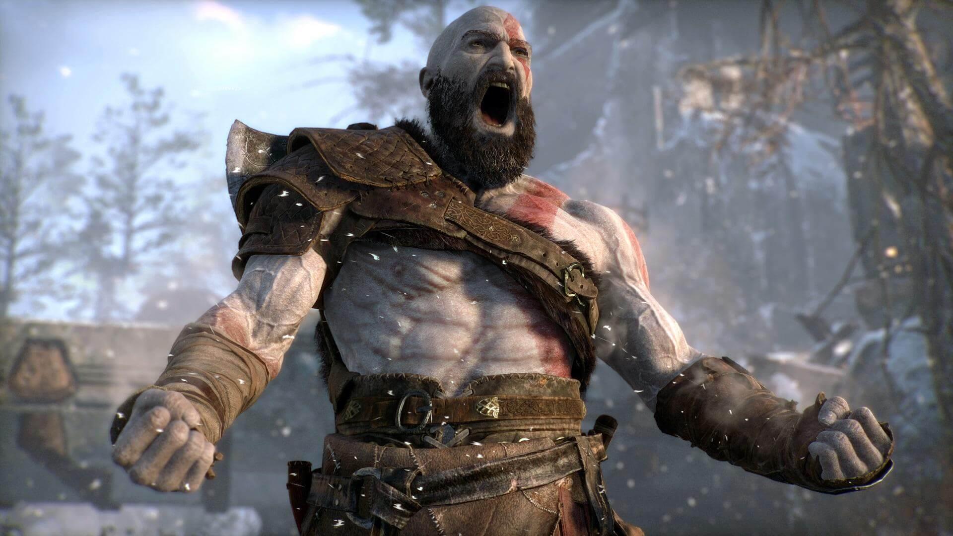 Foto de God of War Ragnarok ainda não possui janela de lançamento