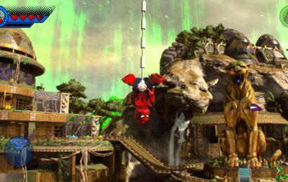 WB Games lançou LEGO Marvel Collection