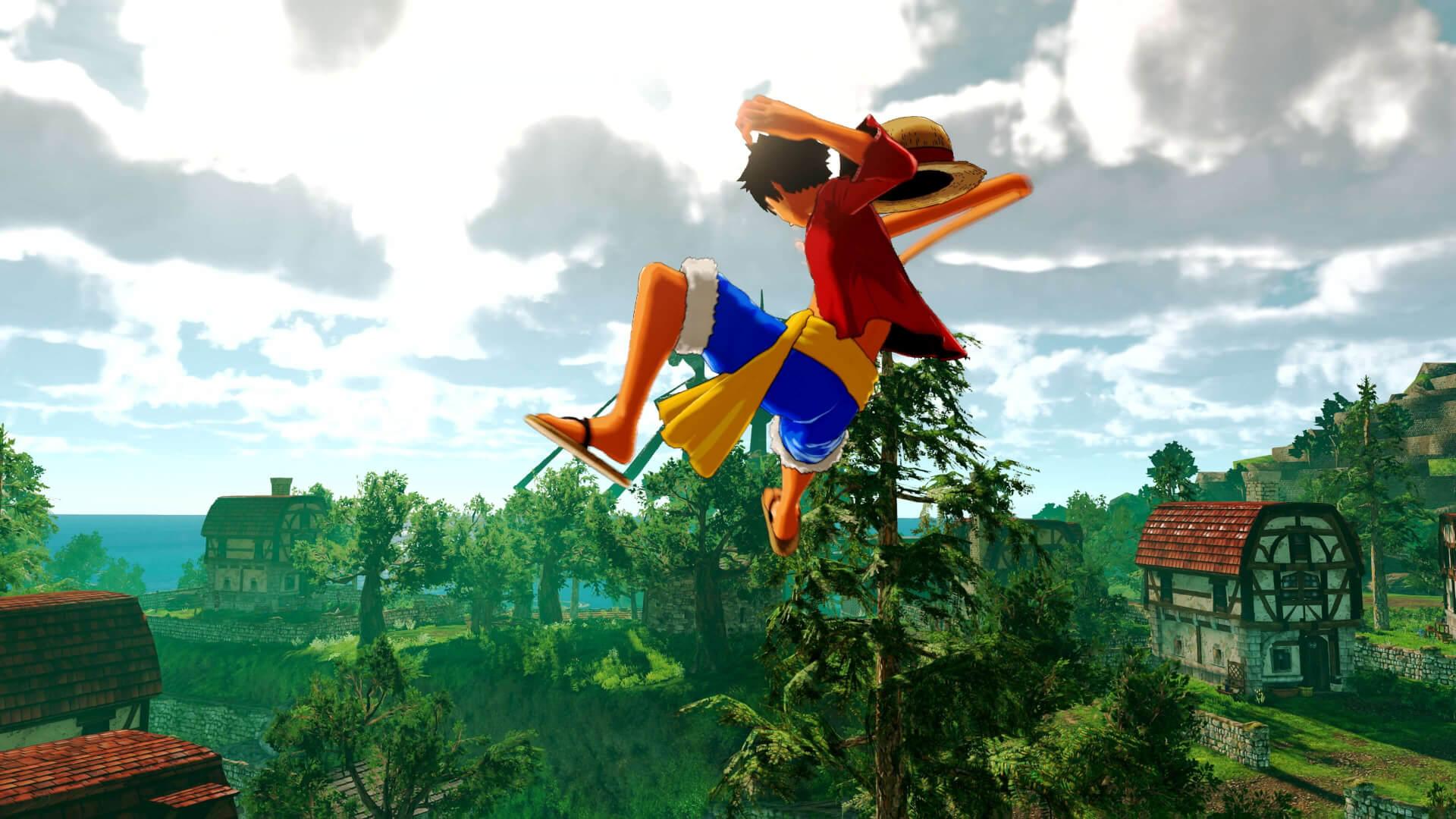 Foto de One Piece: World Seeker ganha trailer de lançamento