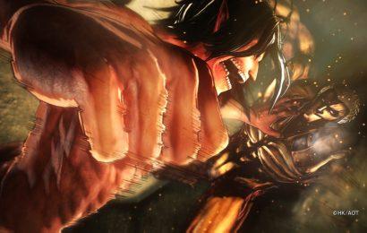 Attack on Titan 2: Final Battle foi anunciado para os consoles e PC