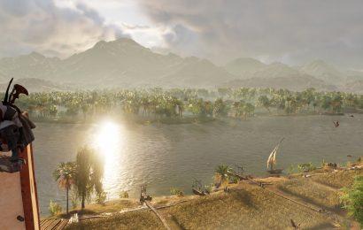 Modo de exploração do Antigo Egito já está disponível e transforma Assassin's Creed: Origins em um museu interativo