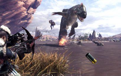 Monster Hunter: World é o jogo mais vendido da história da Capcom