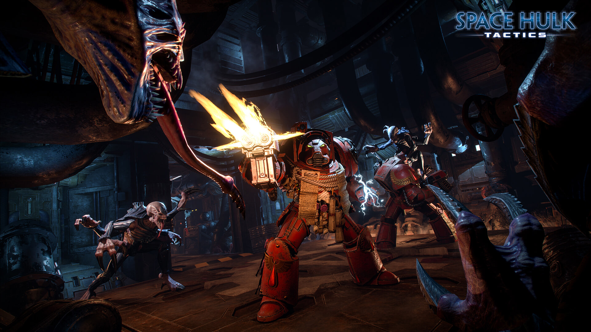 Foto de Space Hulk: Tactics é anunciado para o PS4, Xbox One e PC
