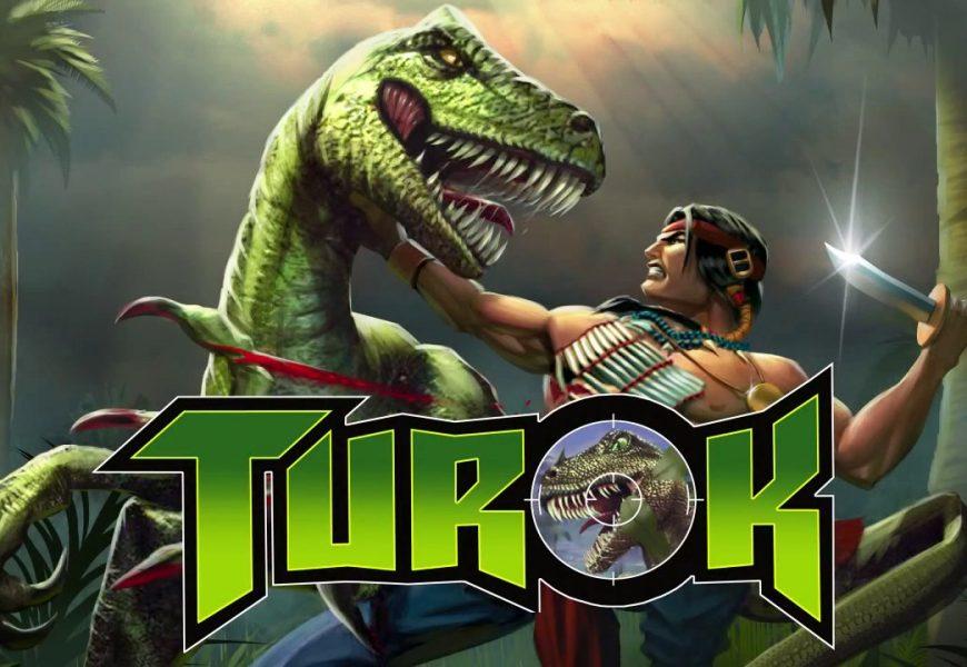 Turok 1 será lançado em Março e Turok 2 está confirmado para o Nintendo Switch