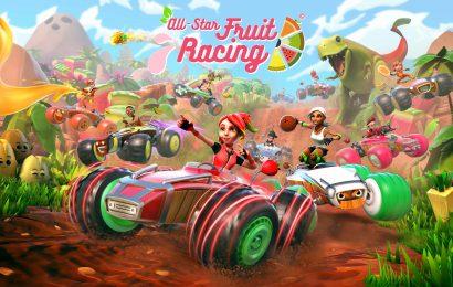 All-Star Fruit Racing é anunciado para todas as plataformas com lançamento em Julho
