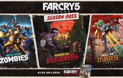 Far Cry 5 DLC Hours of Darkness será lançado em Junho. Confira trailer