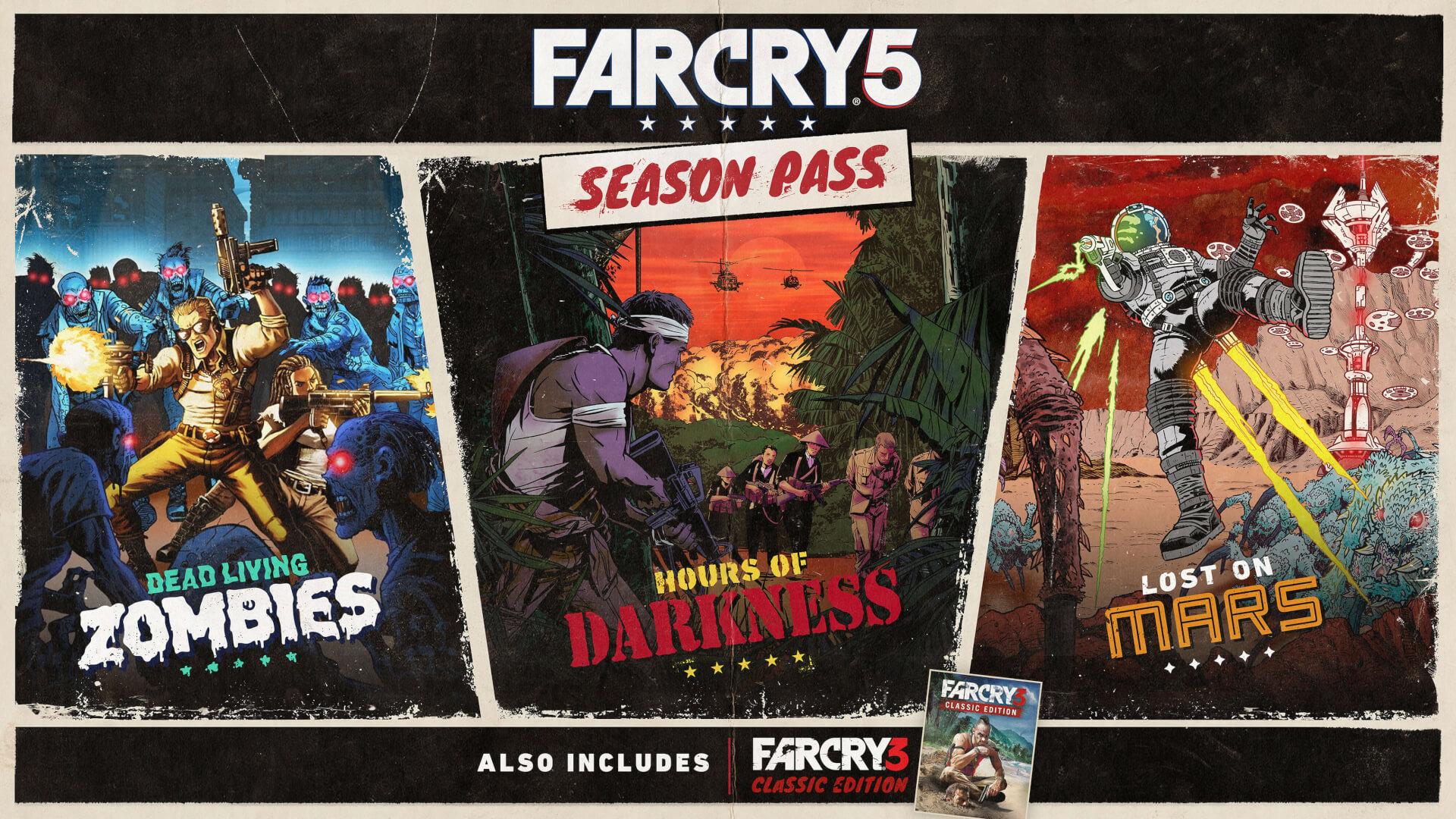 Foto de Far Cry 5 DLC Hours of Darkness será lançado em Junho. Confira trailer
