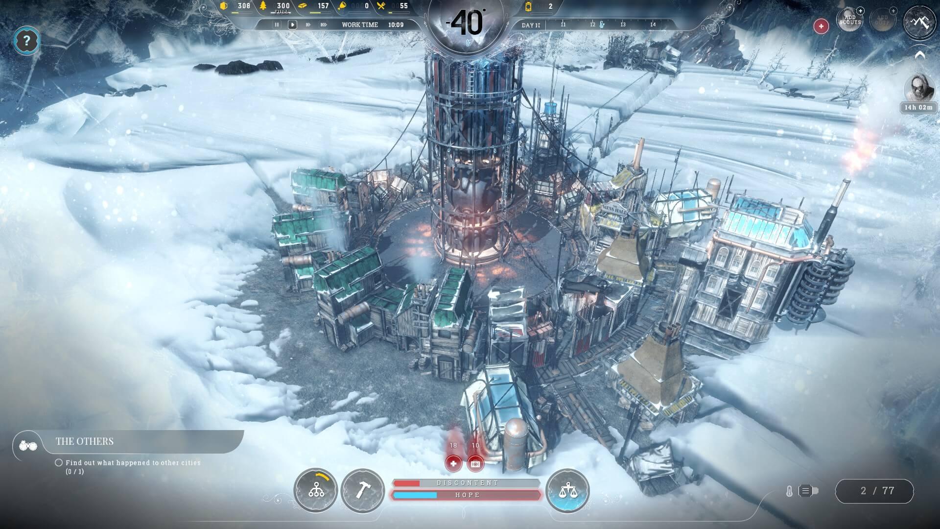 Foto de Preview: Frostpunk irá te colocar contra a parede entre sua humanidade x sobrevivência