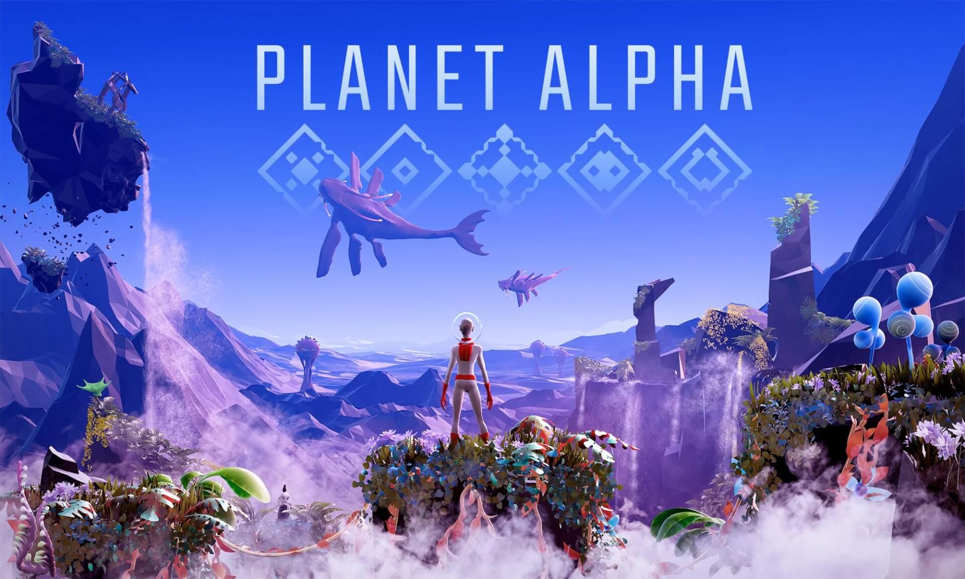 Foto de PLANET ALPHA será lançado dia 4 de Setembro