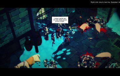 Preview: Sword Legacy Omen brilha no gameplay. Confira uma hora de jogabilidade