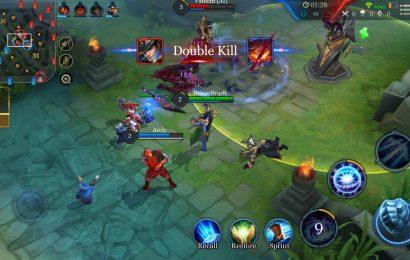 Conheça Arena of Valor, o jogo altamente aguardado da Tencent Games