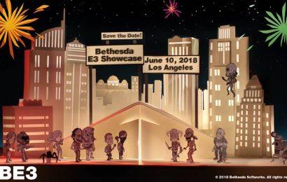 Conferência da Bethesda para a E3 2018 promete ser a maior até então