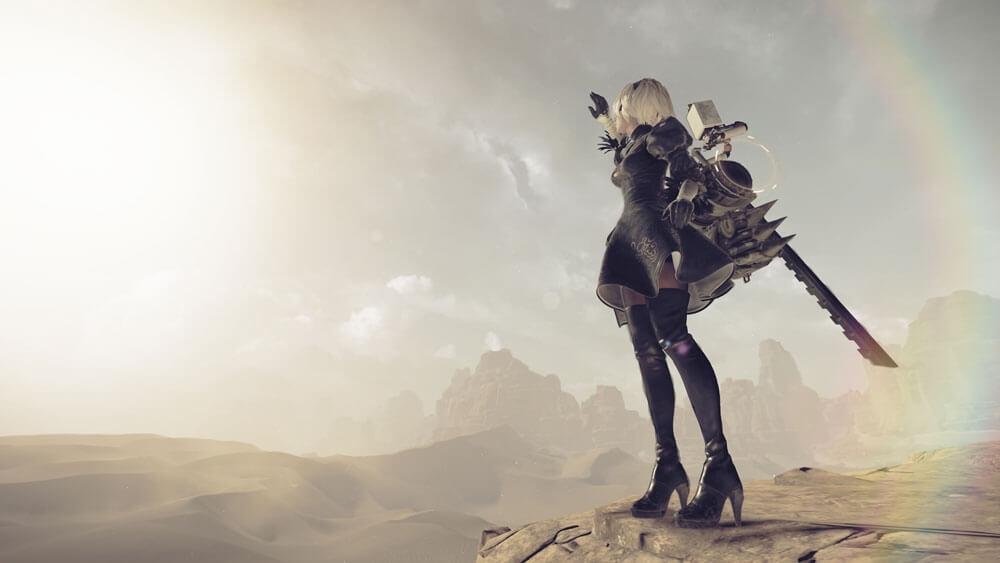 Foto de Square Enix divulga que NieR: Automata ultrapassou a marca de 2.5 milhões