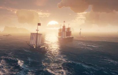Sea of Thieves é o jogo perfeito para o Game Pass