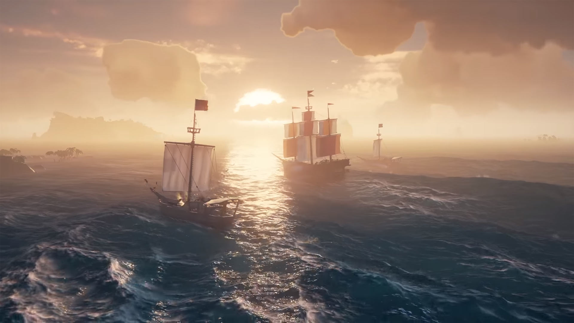 Foto de Sea of Thieves alcança 10 milhões de jogadores