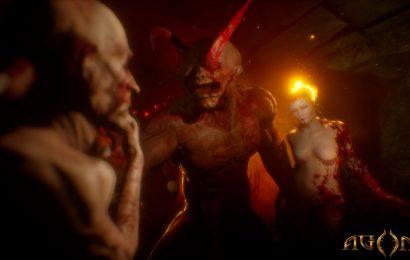 Agony, jogo de Horror e Sobrevivência, ganhou data de lançamento e trailer