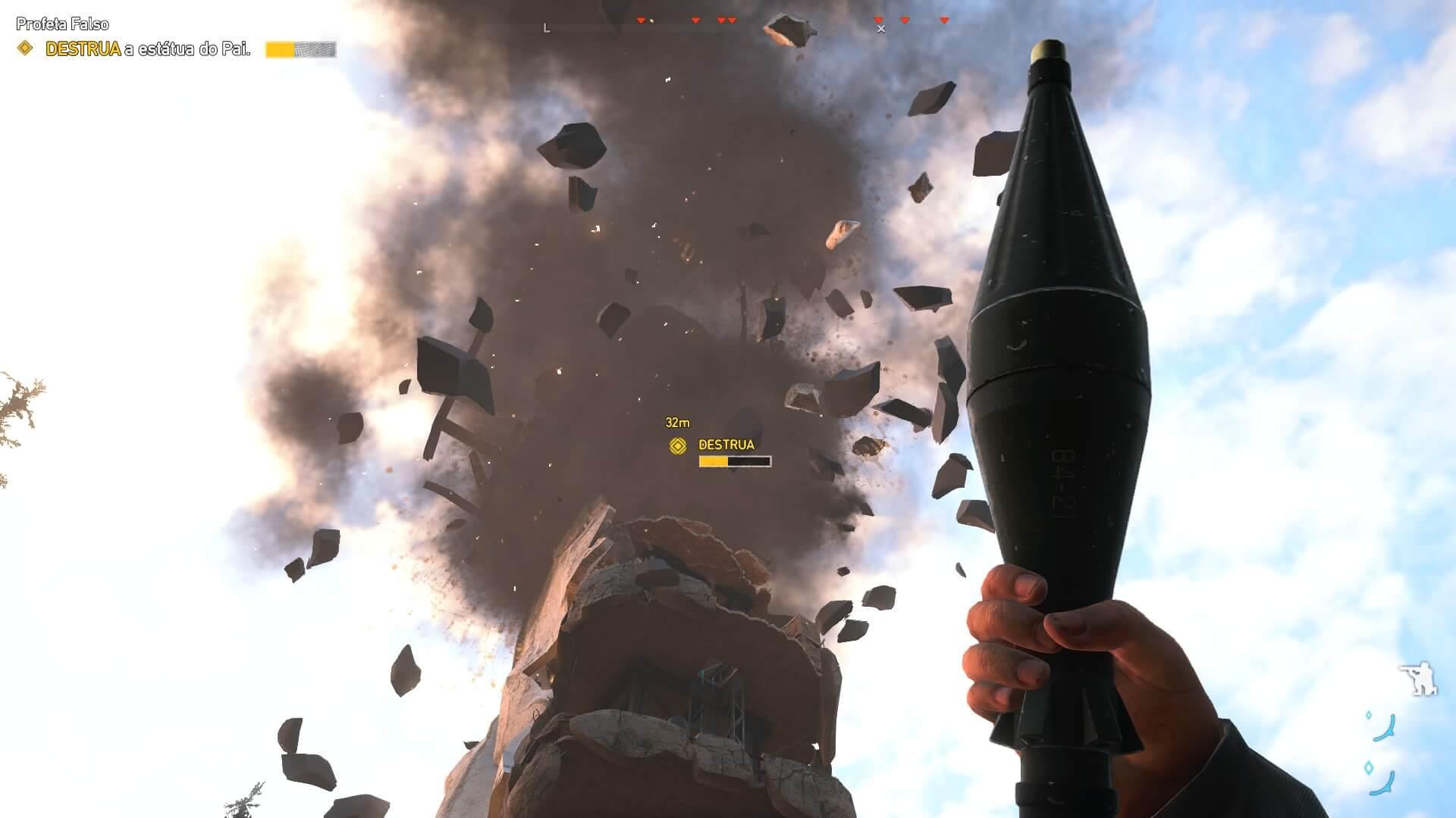 Foto de Análise: Far Cry 5 é tiro, porrada e bomba