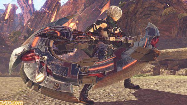Foto de Novo trailer de God Eater 3 foca no multiplayer