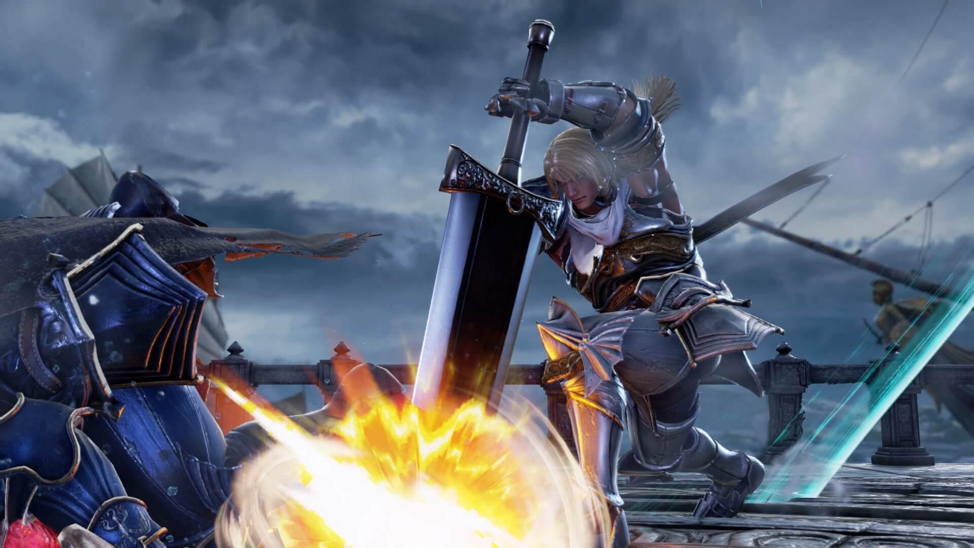 Soulcalibur VI Siegfred Screen 12