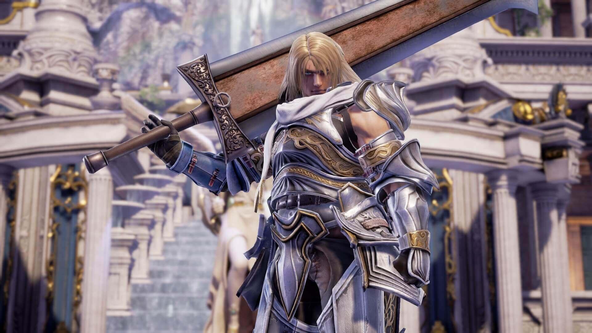 Soulcalibur VI Siegfred Screen 3