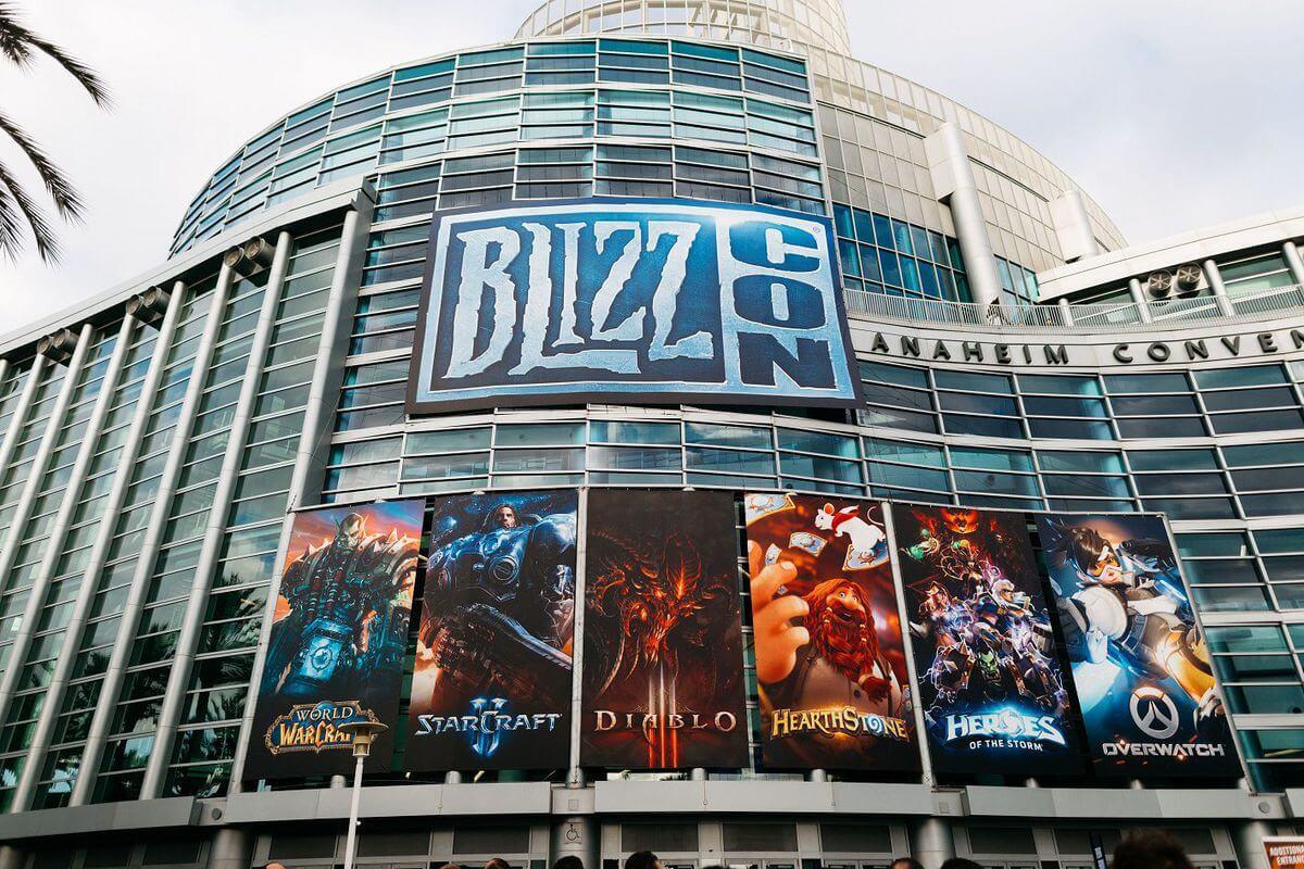 Foto de Blizzcon 2021 é cancelada