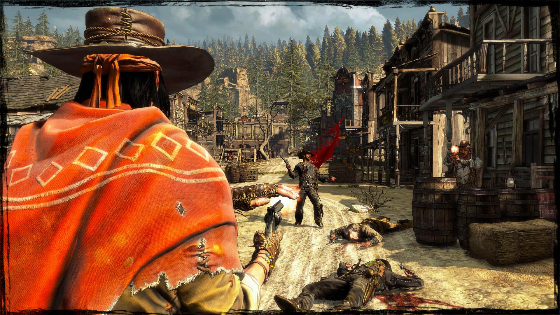 Foto de Call of Juarez: Gunslinger recebe data de lançamento para Switch
