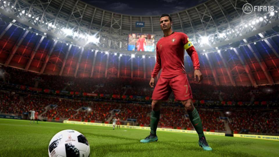 Foto de FIFA 18: atualização Copa do Mundo chega em maio