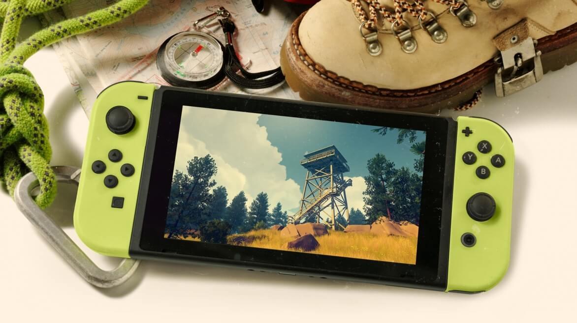 Foto de Firewatch chega ao Nintendo Switch neste outono