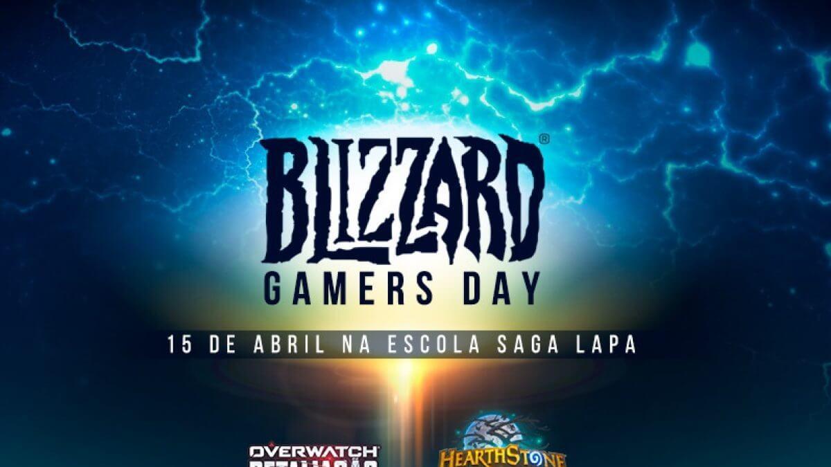Foto de SAGA da Lapa recebe fãs de Hearthstone e Overwatch no Blizzard Gamers Day